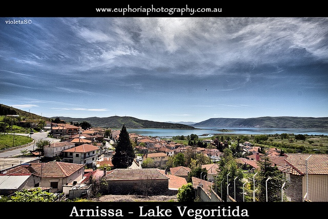 Arnissa - Lake Vegoritida by violetaS_gr PRO(www.euphoriaphotography.com.au), via Flickr