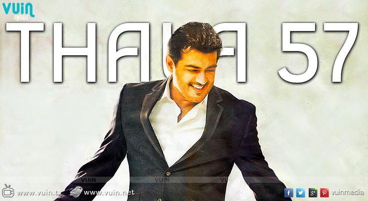 Important update about 'Thala 57′ first look!