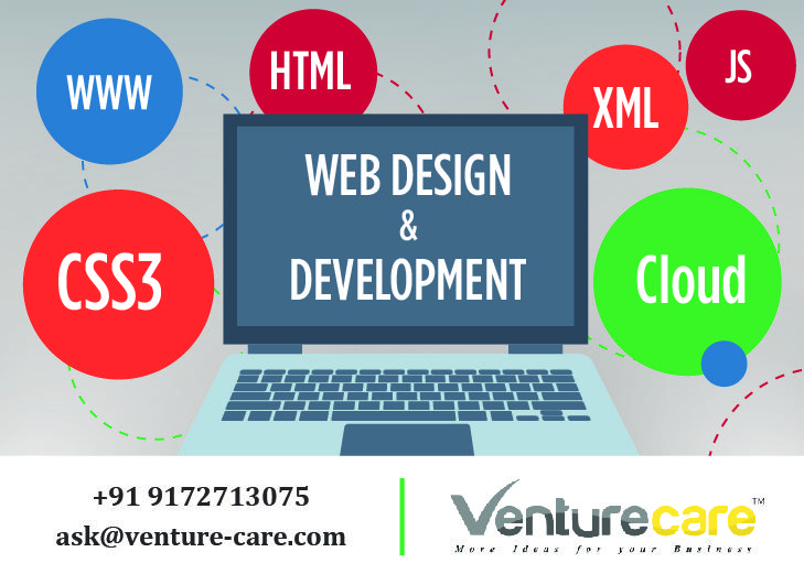 Venture Care Is A Top Web Designing Development Company In Pune India We Create Web Development Design Website Design Services Website Development Process