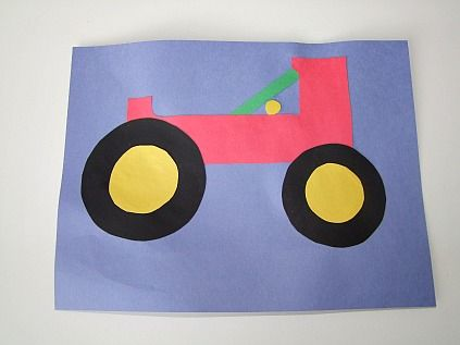 315e749c6a5352f8b5ae202065309e6a T Letter Craft Tractor Template on preschool horse, for preschoolers, free printable alphabet,