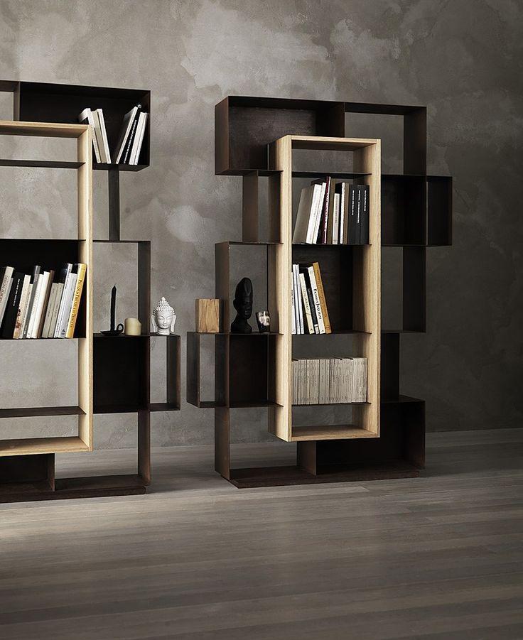 Iron bookcase MOOIE - @elitetobe