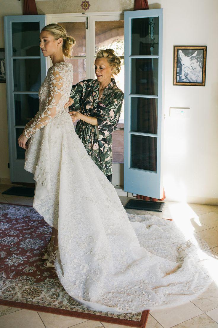 127 best a celebrity wedding images on pinterest celebrity whitney port wedding dress ombrellifo Choice Image