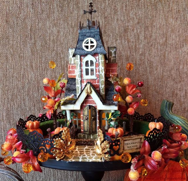 The Artful Maven Haven: Welcome To Thankful Manor!