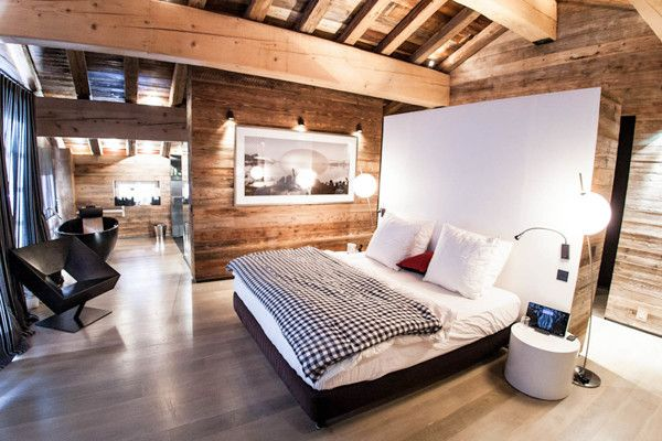 Chalet Luxe © vanessa andrieux