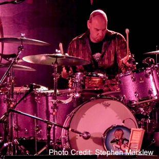 Reunion Blues - Artists - Marco Giovino (Robert Plant's Band of Joy)