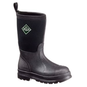 The Original Muck Boot Company Kids' Chore Boot Waterproof Boots for Toddlers