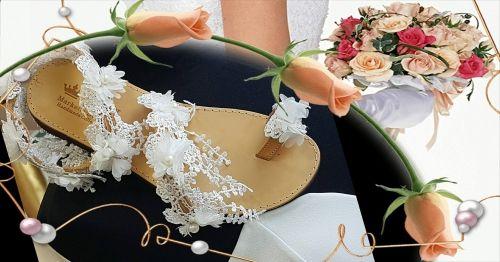Χειροποίητα νυφικά σανδάλια stories for queens από γνήσιο δέρμα.  Βρείτε τα στο παρακάτω σύνδεσμο: http://handmadecollectionqueens.com/νυφικα-σανδαλια-απο-γνησιο-δερμα  #handmade #fashion #bridal #wedding #sandals #women #summer #footwear #storiesforqueens #χειροποιητο #μοδα #νυφικο #σανδαλια #γυναικα #καλοκαιρι #υποδηματα #γαμος