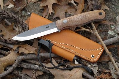 1095 High Carbon: the knife steel that never quits www.kosterknives.com