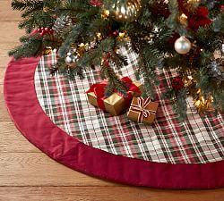 The 25+ best Farmhouse christmas tree skirts ideas on Pinterest ...