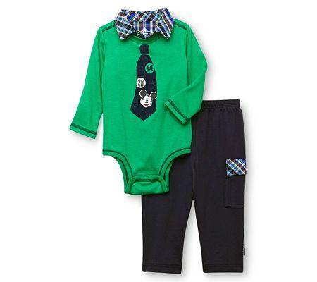 I need that tie & collar bodysuit. **Sale Alert** 50% Off Disney Baby Winter Wardrobe Essentials at Kmart! ~~Now Thru 1/18 Only~~ | Disney Baby