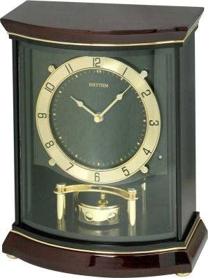 Ascot Mantle Clock by Rhythm Clocks >>> You can get more details by clicking on the image.