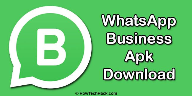 WhatsApp Business Apk Download For Android Business