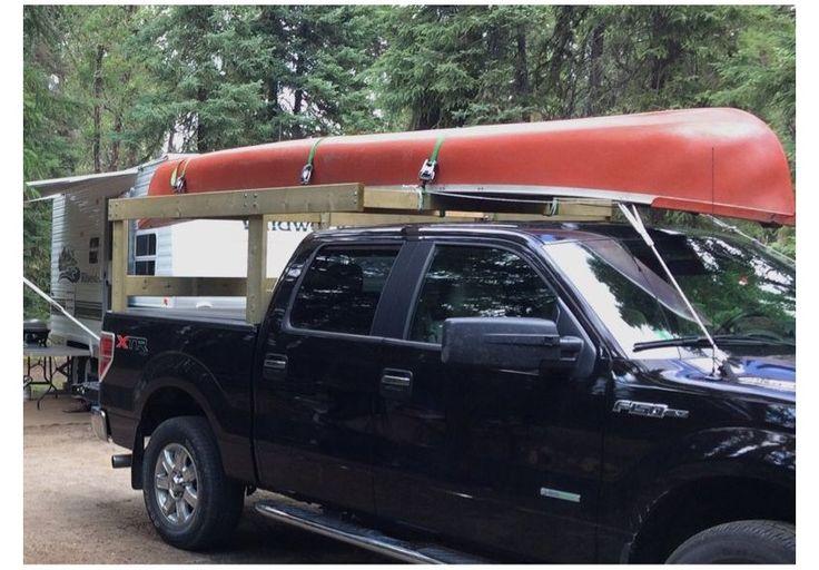Truck Bed (Ladder type) vs Roof Rack for Kayak Transport