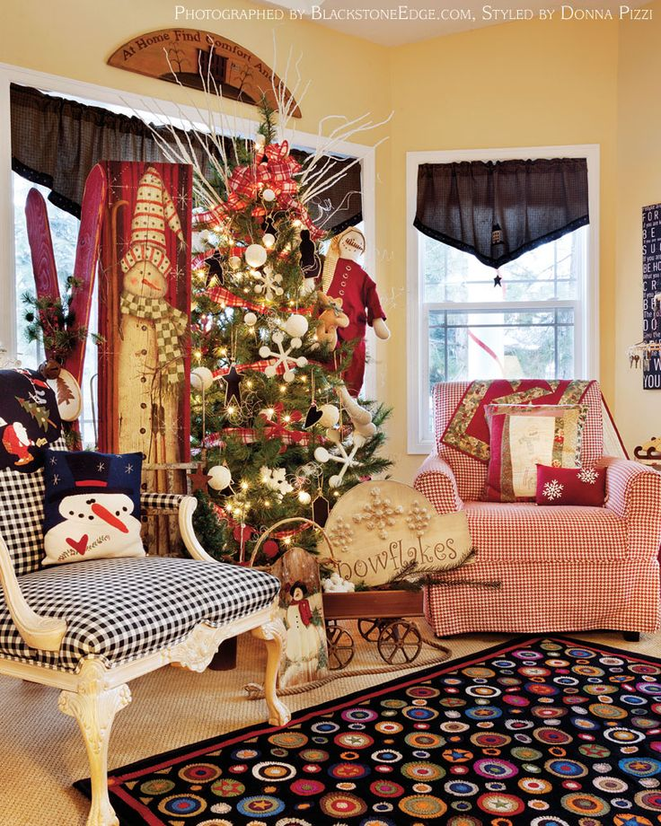 Our Guide To Holiday Home Decor: 1000+ Images About From Our November 2015 Issue On