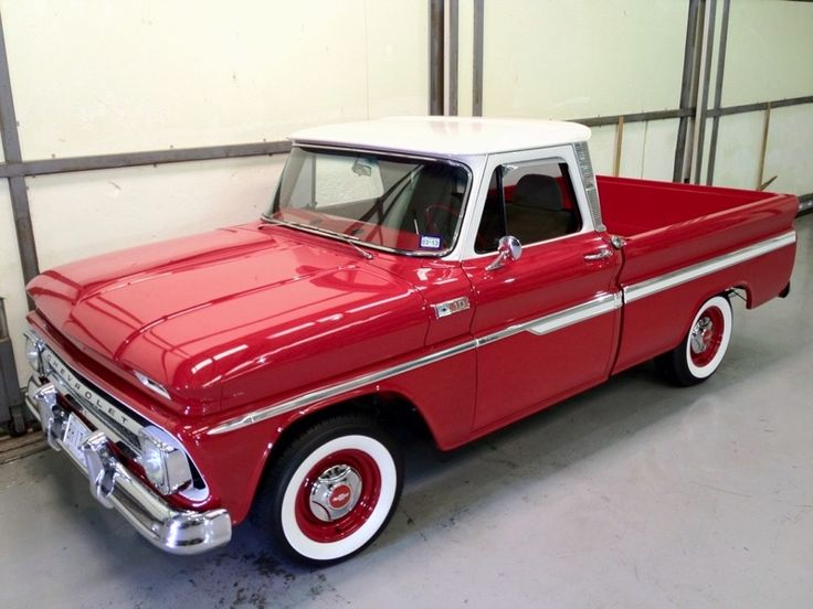 good old fashioned solid Chevrolet trucks
