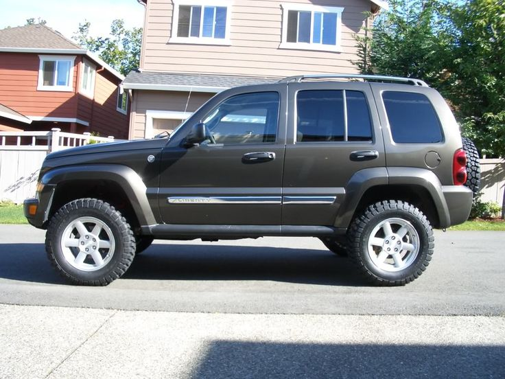 jeep liberty rough country lift kit | OFFICIAL LIFT KIT THREAD
