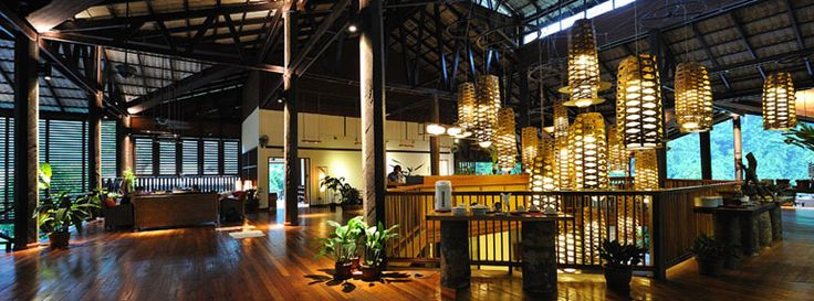 Borneo Rainforest Lodge - Canopy Walk
