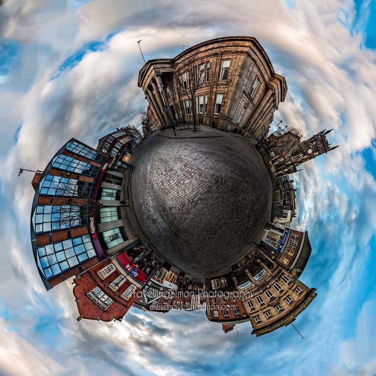 Planet Macclesfield