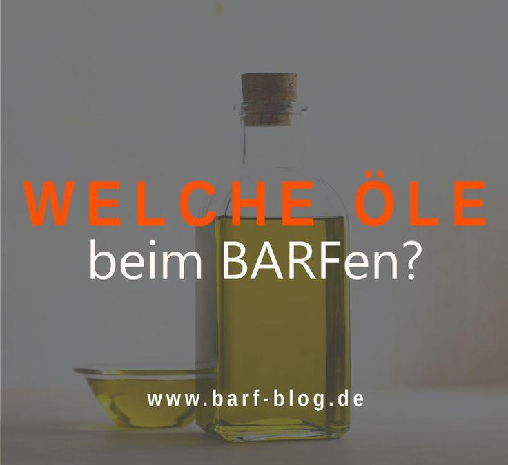 Welche Öle sind bei BARF besonders wichtig und warum? Ein Überblick, warum Öle und Fettsäuren die Fütterung Deines Hundes und Deiner Katze optimieren.