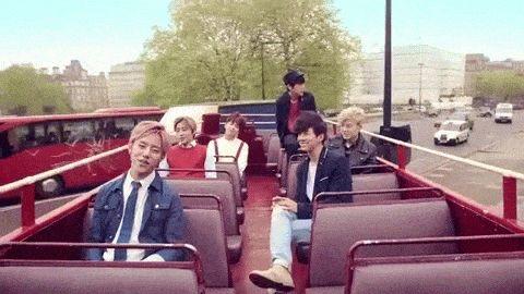 B.A.P - 어디니? 뭐하니? M/V【KPOP Korean POP Music K-POP 韓國流行音樂】
