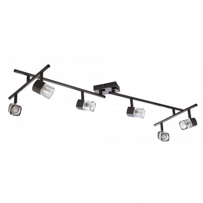 Large Modern Silver Chrome 6 Way Kitchen Ceiling Spot: Best 25+ Ceiling Spotlights Ideas On Pinterest
