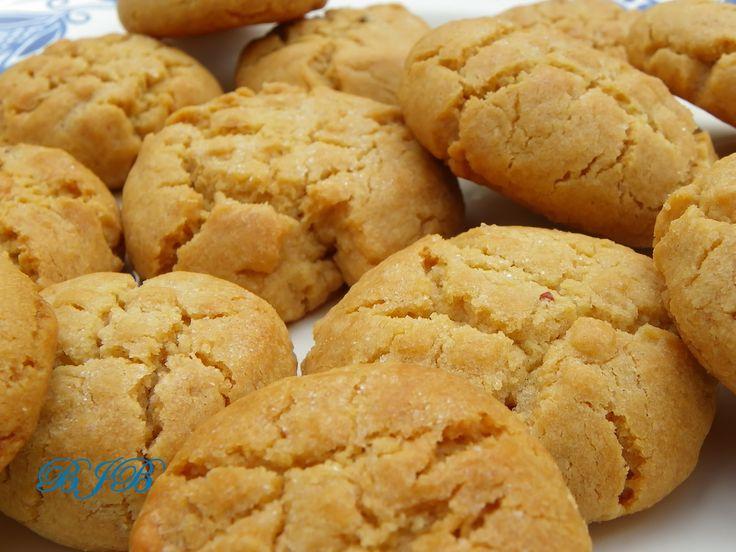 Esta receta es de unas deliciosas galletas de mantequilla de cacahuate. No te pierdas de este exquisito postre. Tu mejor aliado contra las náuseas que provoca el embarazo.