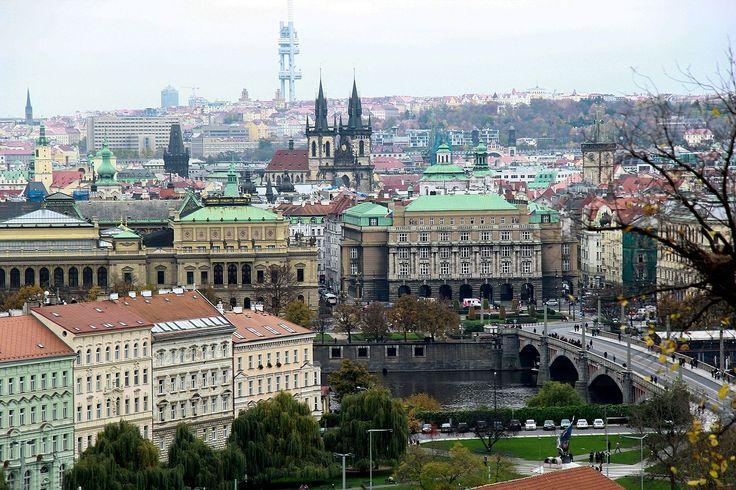 Praha Památky