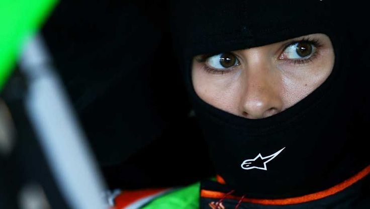 Qualifying order for Talladega Sprint Cup race