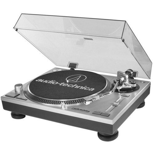 Audio-Technica AT-LP120-USB Direct-Drive Professional Turntable (USB & Analog) Audio-Technica,http://www.amazon.com/dp/B002S1CJ2Q/ref=cm_sw_r_pi_dp_8f7utb1DWFZV5XHZ