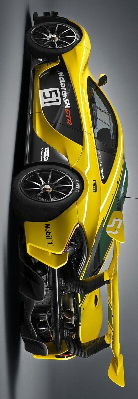 McLaren P1 GTR by Levon #McLarenSupercar