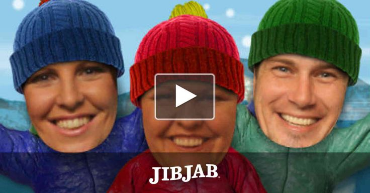 Cast yourself and two friends in a wild winter sled race that'll have you laughing all the way to the finish line!