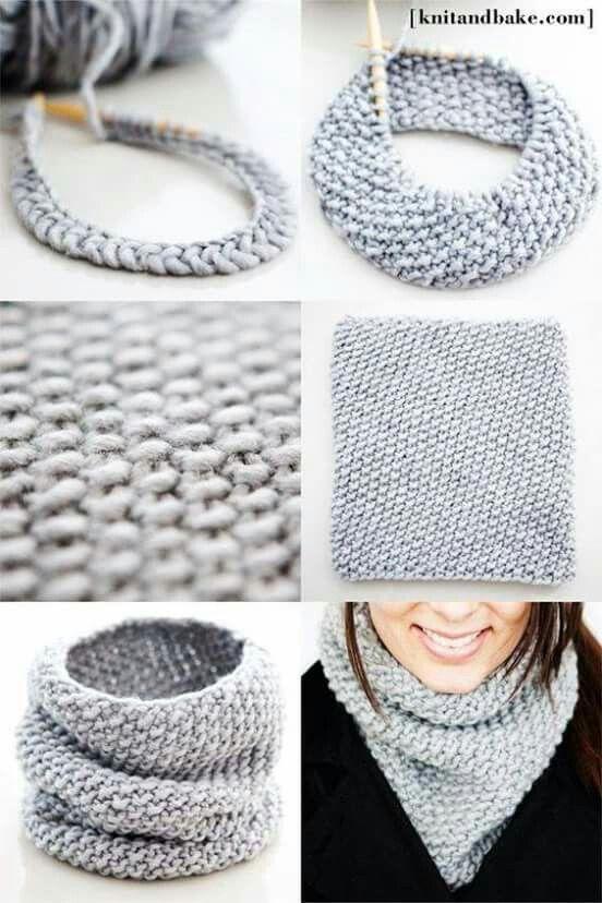 Mejores 20 imágenes de Knitting en Pinterest | Artesanías ...