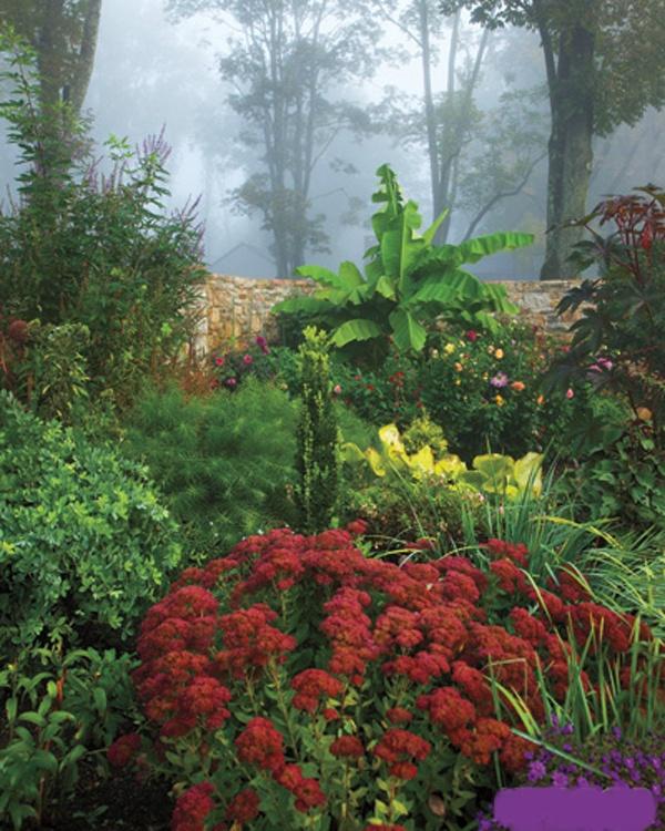 Cottage Vegetable Garden Design