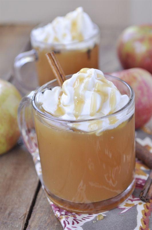 Spiced apple cider, Spiced apples and Apple cider on Pinterest