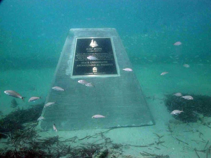 """ Titanic"" underwater body headstone"