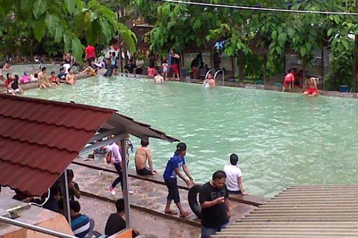 Air Pemandian Manjur Obat Penyakit Kulit