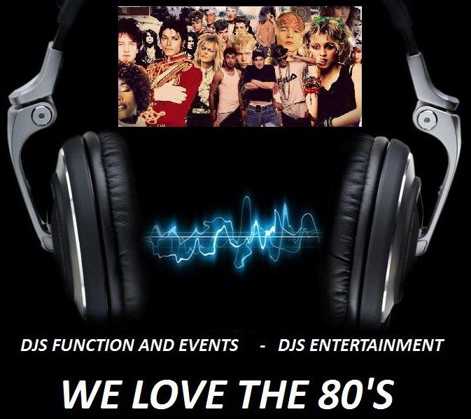 We love the 80's
