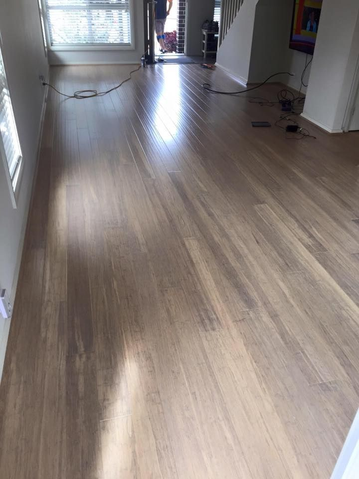 Another Beautiful Install By Macarthur Floors And Blinds Stonewood Bamboo Colour Lime Grey Blinds Flooring Hardwood Floors
