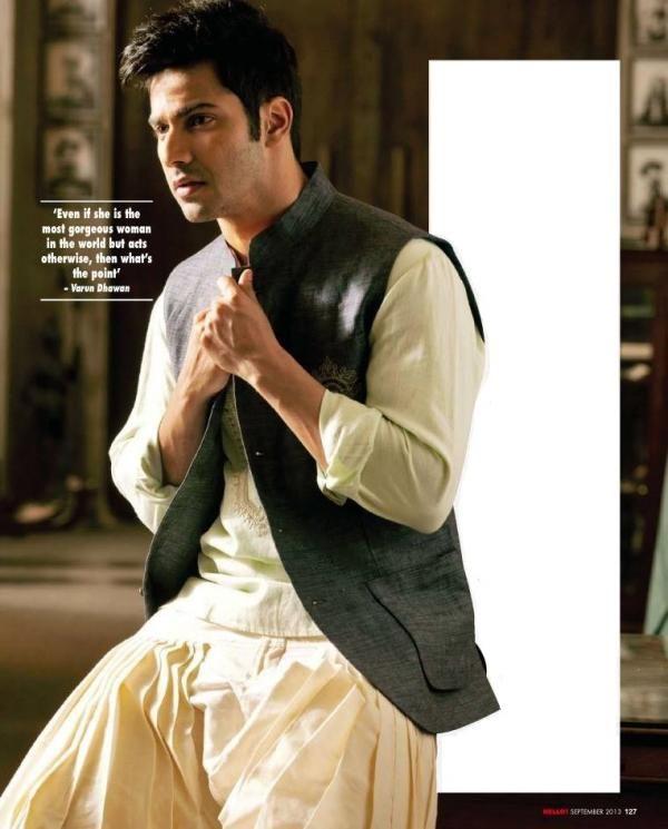 Varun Dhawan, Sidharth Malhotra, Alia Bhatt and Sushant Singh Rajput's Photoshoot for Hello! | PINKVILLA