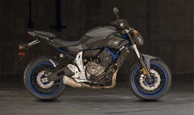 2015 Yamaha FZ-07, Street Motorcycle, Sport
