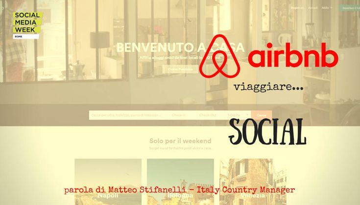 #Airbnb il Social che piace agli over 60.