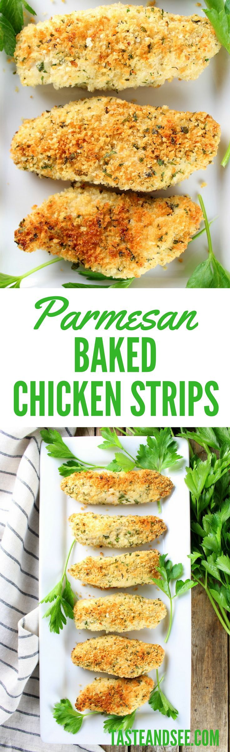 how to cook breaded chicken strips in the oven