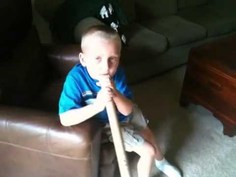 TPcraft.com: Cardboard Tube Didgeridoo