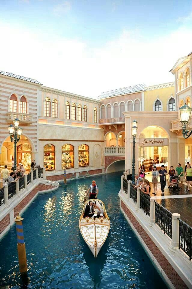 Almost eloped at the Venetian Hotel in Las Vegas...Beautiful ♡