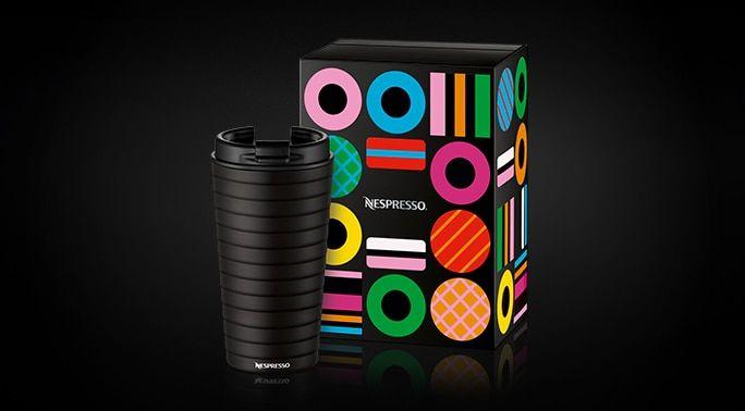 Touch Travel Mug | Limited Edition | Nespresso USA