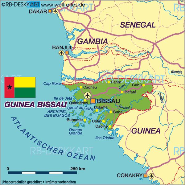 Guinea-Bissau became the Portuguese colony of Portuguese Guinea in the 19th century. Upon independence, declared in 1973 and recognised in 1974, the name of its capital, Bissau, was added to the country's name to prevent confusion with Guinea.