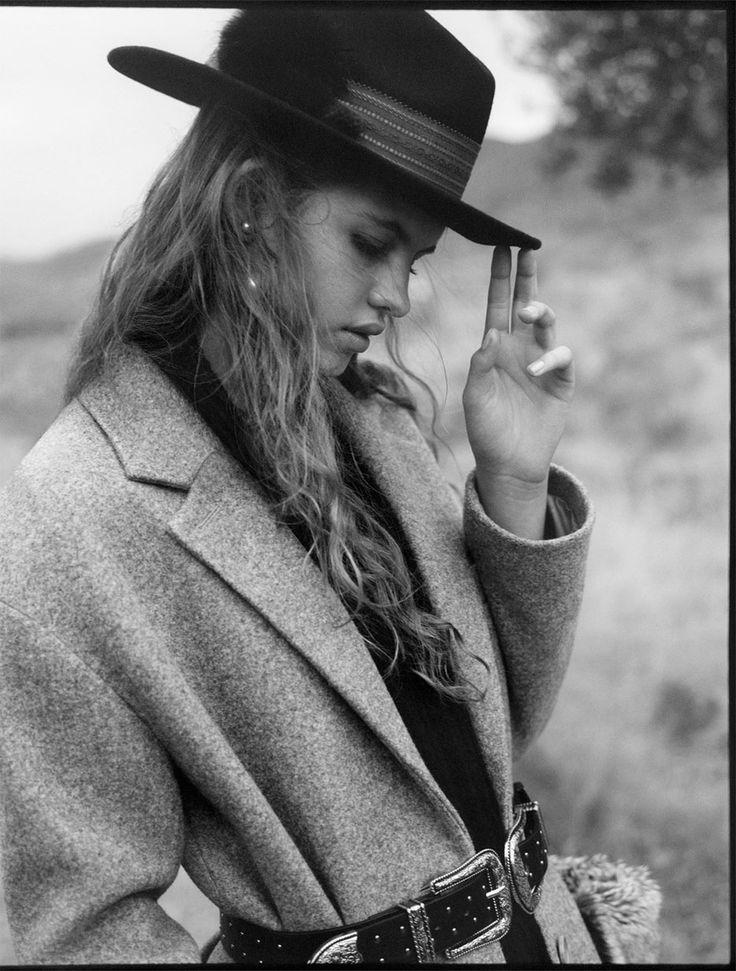 #Zara | 'Go Rodeo' Fall Winter 2017 #Lookbook