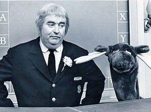 Capt Kangaroo and Mr Moose