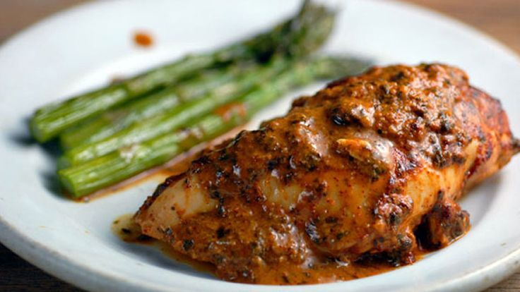 Mustard Lime Chicken - Oprah.com - recipe can be grilled or baked and ...