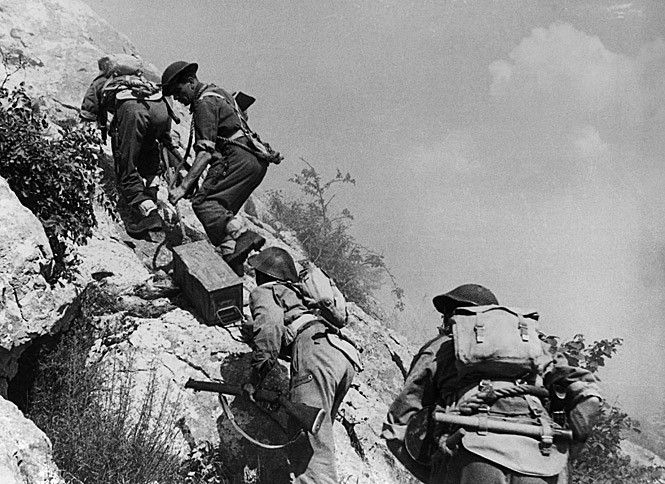 The Battle of Monte Cassino: Trench Warfare in Italy